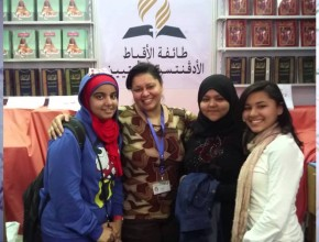 Iglesia participa de la feria literaria más grande del mundo árabe – ANN