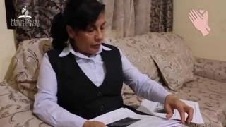 Lina Aliaga, el poder de la oración – Testimonios Adventistas