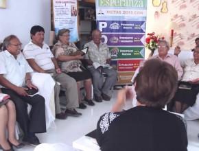 Testimonio Grupos pequenos – Lucero desde el sur del Perú