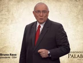 Invitación Pr. Bruno Raso – Reavivados por su Palabra