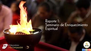 Reporte 1 – Seminario de Enriquecimiento Espiritual #IMUPSur