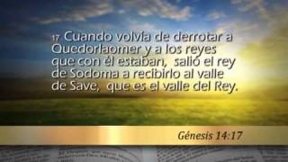 Génesis 14 – Reavivados por su Palabra #RPSP