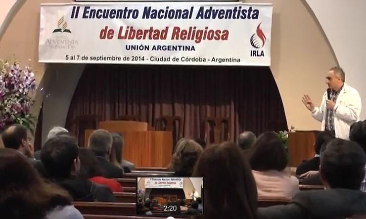 Segundo encuentro de Libertad Religiosa en Unión Argentina