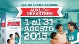 Spot Colecta Auxilio para Desastres 2015