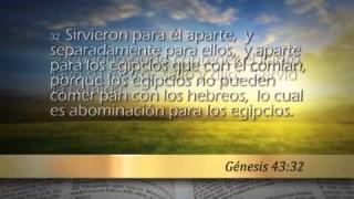 Génesis 43 – Reavivados por su Palabra #RPSP