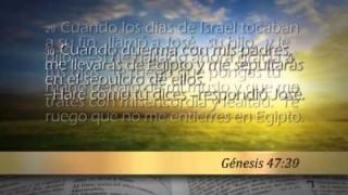 Génesis 47 – Reavivados por su Palabra #RPSP