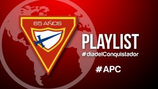 Playlist #DiadelConquistador