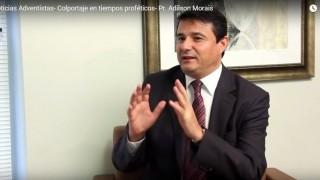 Noticias Adventistas- Colportaje en tiempos proféticos- Pr. Adilson Morais