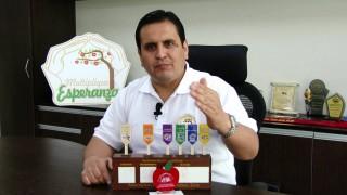 Invitación Multiplique Esperanza – Pr. Enzo Chávez presidente UPN