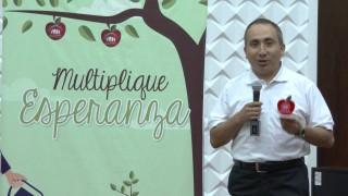 Invitación Multiplique Esperanza – Pr. Heber Bendezú