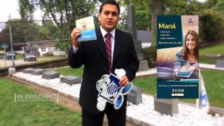 Invitación del Pr. Enzo Chávez al proyecto Maná 2016