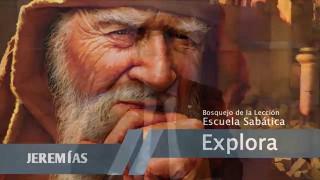 Lección 1 El llamado profético de Jeremías – 4º Trim/2015 – Escuela Sabática