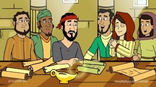 Episodio 13 – Detectives Bíblicos – Primarios 3º Trimestre Año D