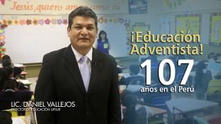 107 años de Educación Adventista en el Perú