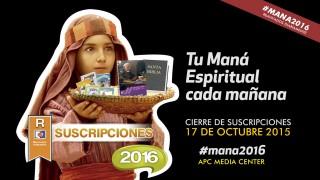#Mana2016 en la #APC Spot 1
