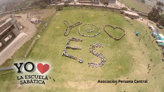 Vista drone de #YoamolaES #APC
