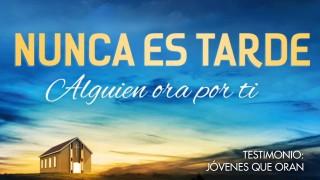 Testimonio – Jóvenes que oran
