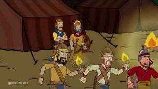 Episodio 2 – Gedeón el valiente – Primarios 4º Trimestre Año D