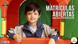 Matrícula 2016 Educación Adventista