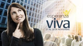 Invitación Especial Esperanza Viva