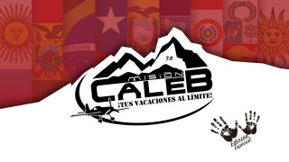 ¡Inscribete YA! a Misión Caleb