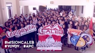 #MisionCaleb 7 en la #APC