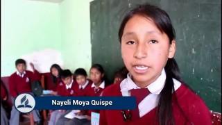 Testimonio Grupos Pequeños de Adolescentes en Patacamaya