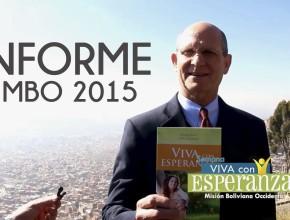 Video Informe anual del Occidente Boliviano 2015