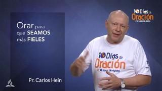 Video Día 5: Orar por por más fidelidad – 10 Días de Oración 2016