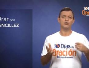 Video Día 8: Orar por una vida modesta – 10 Días de Oración 2016