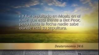 Deuteronomio 34  – Reavivados por su Palabra #RPSP