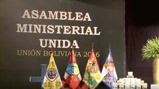 Asamblea Ministerial Unida 2016 – Unión Boliviana