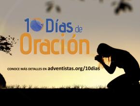 Promocional 10 Días de Oración y 10 Horas de Ayuno