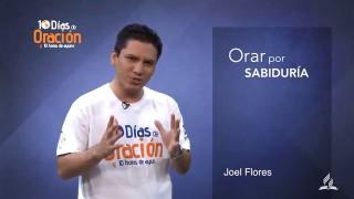 Invitación Pr. Joel Flores – 10 días de oración 2016