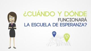 """Tutorial """"Escuela de Esperanza"""""""