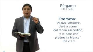 Lección 12: La iglesia militante – Escuela Sabática 1º/tri/2016