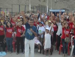 """[REPORTE] Semana Santa """"Compasión"""" inicia con acciones solidarias"""
