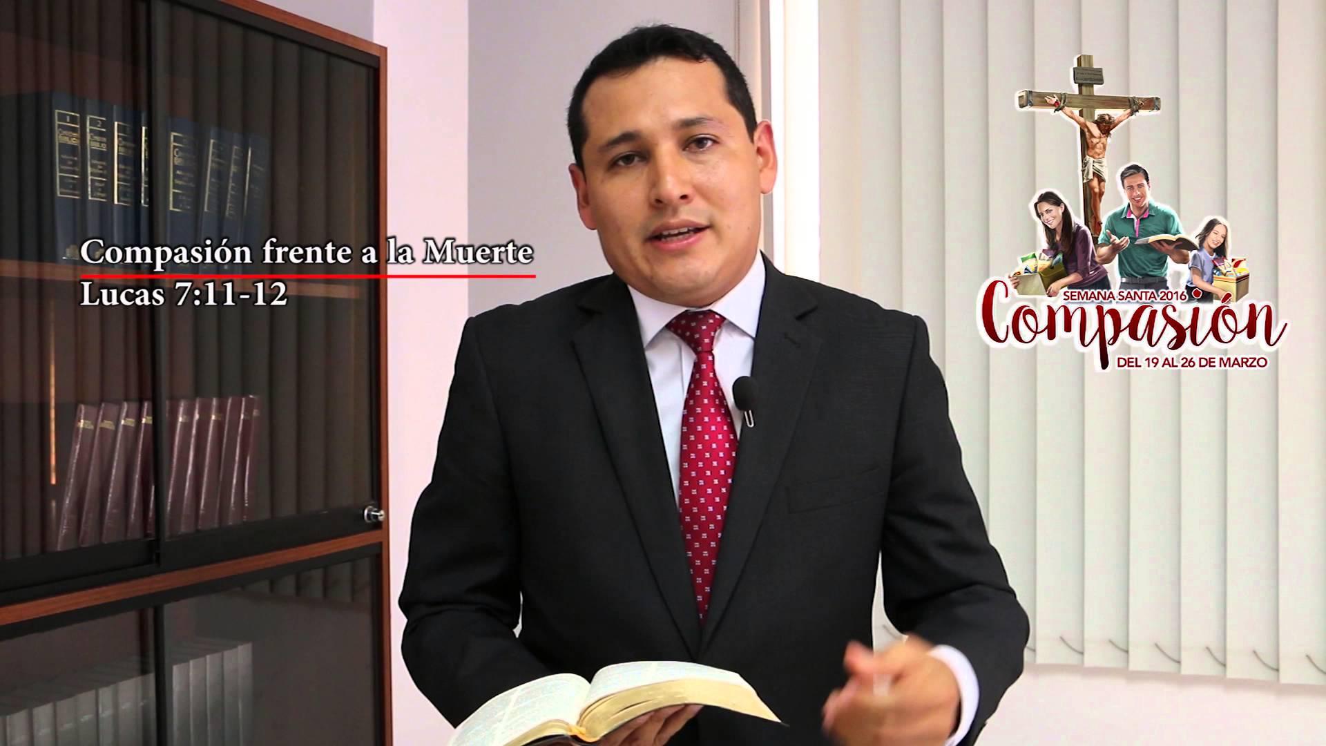 #Tema3 Compasión frente a la Muerte – Invitación Especial Semana Santa 2016 | Iglesia Adventista