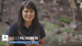 Testimonio Un Año en Mision 2016 – Junelly Paz Guerrero