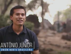 Testimonio Un Año en Mision 2016 – Antonio Junior