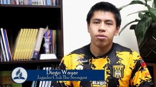 Jugador de Fútbol Profesional acepta la fe cristiana adventista