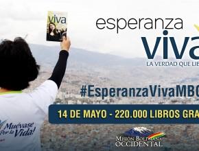Video Promocional Esperanza Viva – MBO 2016