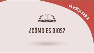 """#8 ¿Cómo es Dios?  – La biblia habla """"La fe de Jesús"""""""