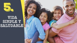 Tema #5 Vida simple y saludable – Adoración en familia