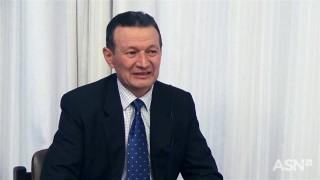 Iglesias étnicas- Pr. Anastacio Giménez