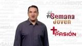Invitación Semana Joven Pr. Carlos Campitelli