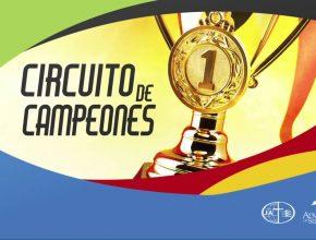 Vinheta: Circuito de Campeones 2016