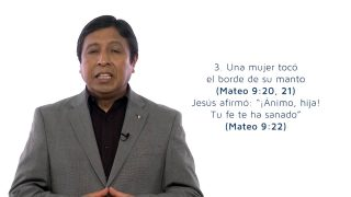 Lección 8: Jesús manifestaba compasión por las personas – Escuela Sabática 3º/trim 2016