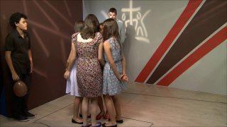 Juegos y dinámicas – Curso de liderazgo para adolescentes