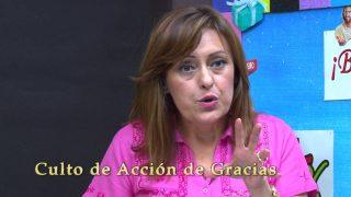 Acción de gracias – Pretrimestral 4to trimestre 2016